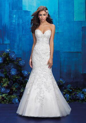 Allure Bridals 9403 Mermaid Wedding Dress