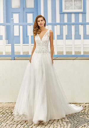 Rosa Clará Soft HARA A-Line Wedding Dress