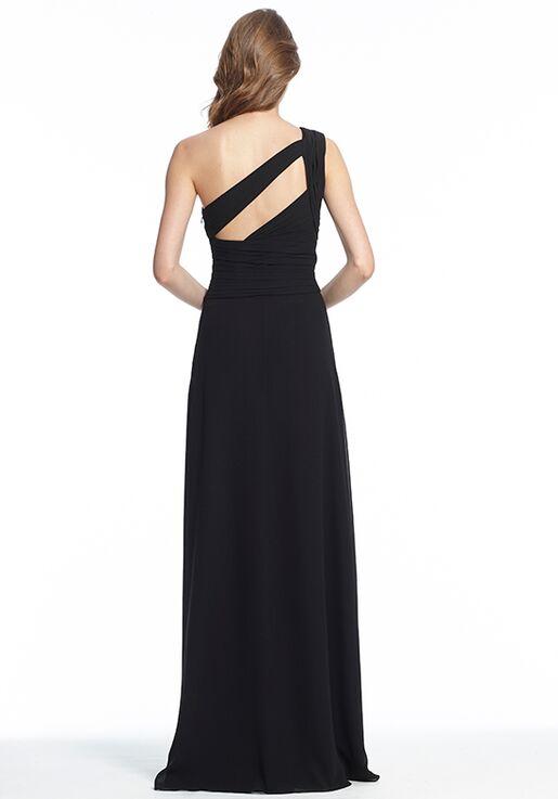 Monique Lhuillier Bridesmaids 450100 One Shoulder Bridesmaid Dress
