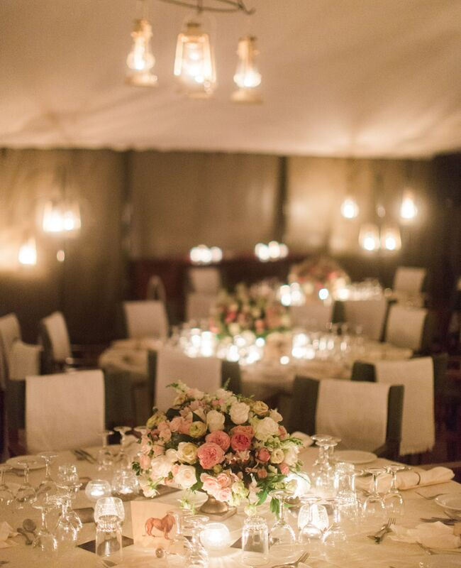 tented wedding reception | Jonas Peterson | The Knot blog