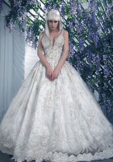 Ysa Makino KYM185 Ball Gown Wedding Dress