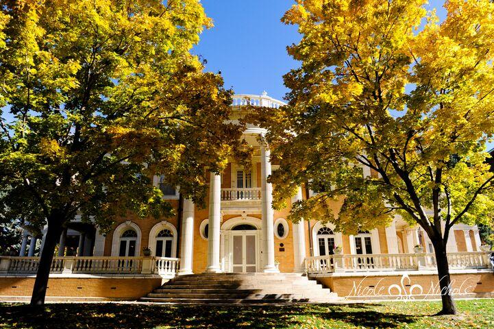 Grant Humphreys Mansion Denver Co