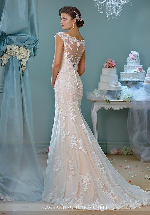 Enchanting by Mon Cheri 216159 Wedding Dress - The Knot