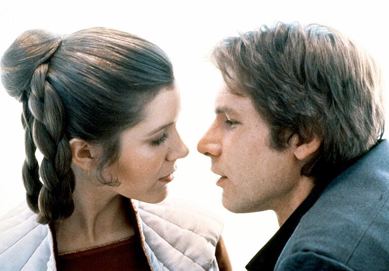 Star Wars famous movie couples