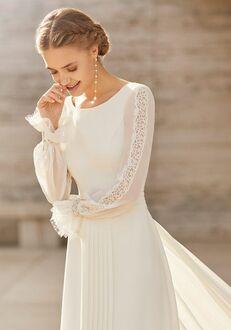 Rosa Clará Couture EINA Sheath Wedding Dress