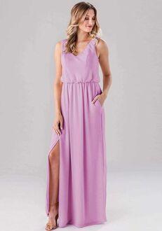 Kennedy Blue Rae V-Neck Bridesmaid Dress