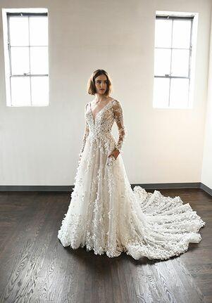 Martina Liana LE1118 A-Line Wedding Dress