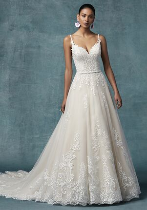 Maggie Sottero WALLIS A-Line Wedding Dress