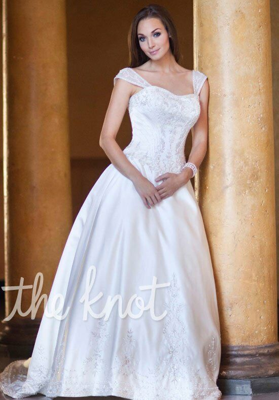 Kenneth winston 1463 wedding dress the knot for The knot gift registry
