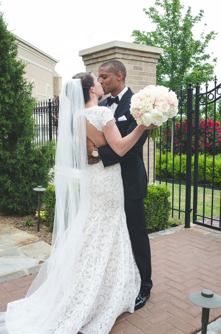 A Classic Romantic Wedding At The Tulsa Historical Society In
