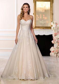 Stella York 6563 A-Line Wedding Dress