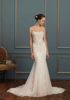Amaré Couture C121 Nicolette Mermaid Wedding Dress