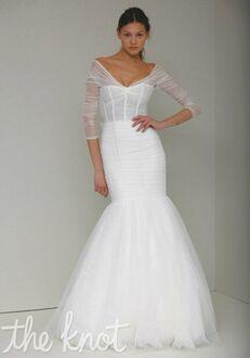 Monique Lhuillier Addie Mermaid Wedding Dress
