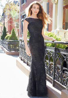Hayley Paige Occasions 5818 Bateau Bridesmaid Dress
