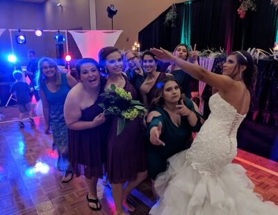 WOW! Entertainment Wedding DJ & Event Lighting Co.