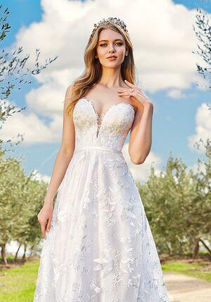 Simply Val Stefani CAYLEY A-Line Wedding Dress