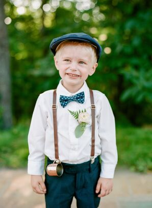 Old-Time Ring Bearer