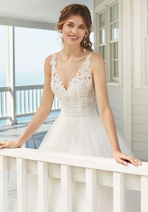Rosa Clará COPA A-Line Wedding Dress