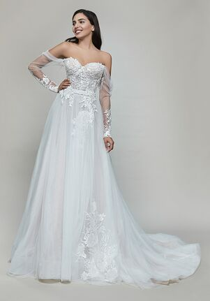Maison Signore for Kleinfeld Indonesia Wedding Dress