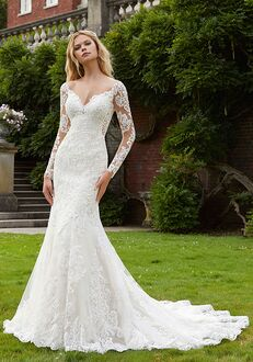 Morilee by Madeline Gardner Philomena Mermaid Wedding Dress