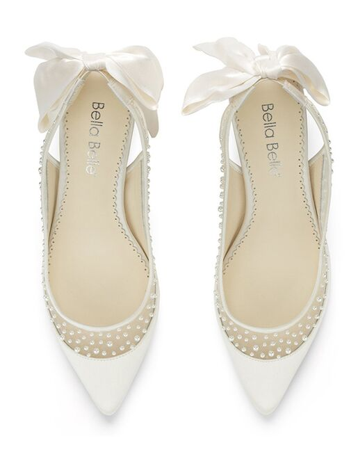 Bella Belle GEORGIA Ivory Shoe