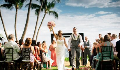 Sugar Beach Events Hawaii Reception Venues Kihei Hi