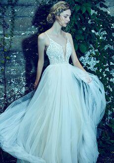 Calla Blanche LA8101 Marie A-Line Wedding Dress