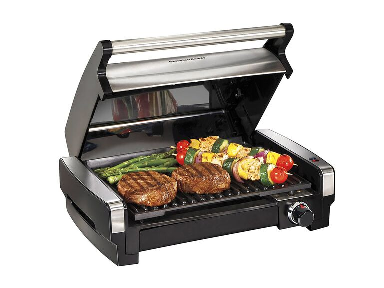 Delicieux Hamilton Beach 25360 Best Electric Grill