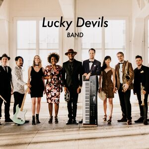 Visalia, CA Pop Band | Lucky Devils Band