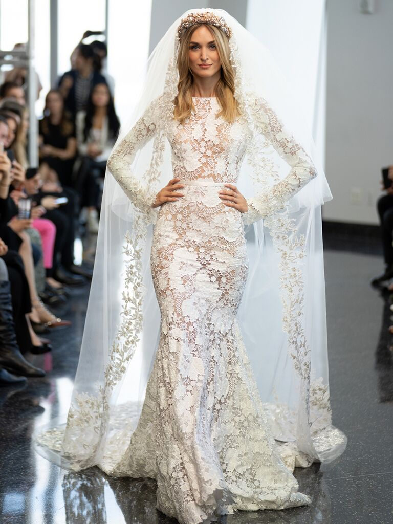 long sleeve berta dress lace