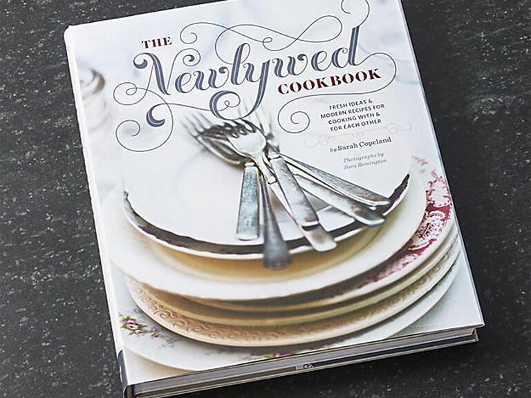 Crate Barrel Cookbook Engagement Gift Ideas