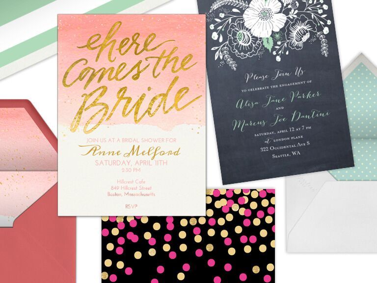 The Best Online Invitation Websites For Your Prewedding Events
