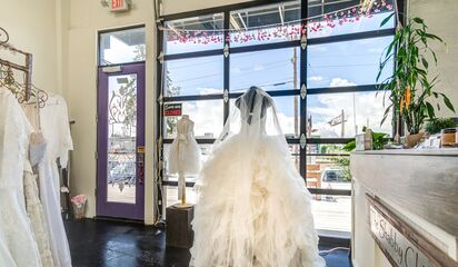 The Shabby Chic Bride Consignment Shop Bridal Salons Salem Or
