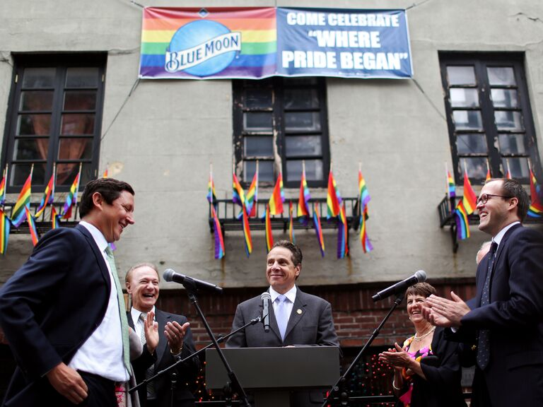 go Where gay in nyc to