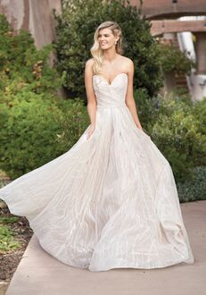 Jasmine Collection F211066 Ball Gown Wedding Dress