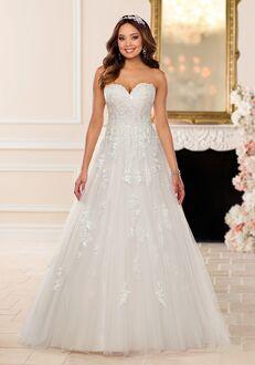 Stella York 6690 A-Line Wedding Dress