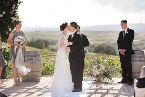 Pear Valley Outdoor Ceremony
