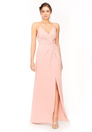 Bari Jay Bridesmaids 1951 V-Neck Bridesmaid Dress