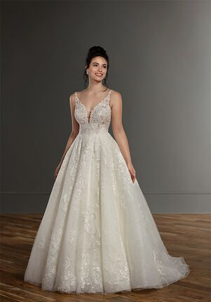 Martina Liana 1164 Ball Gown Wedding Dress