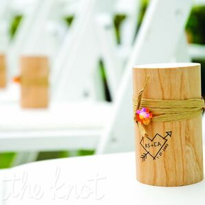 Heart Stump Favors