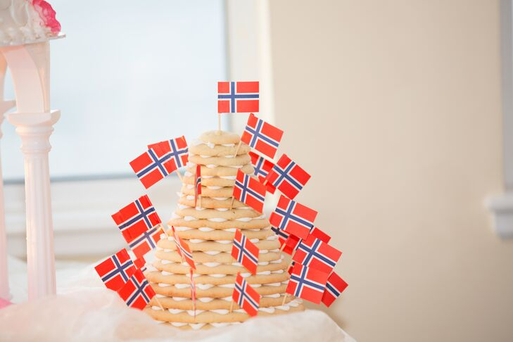 Norwegian Groom's Cake