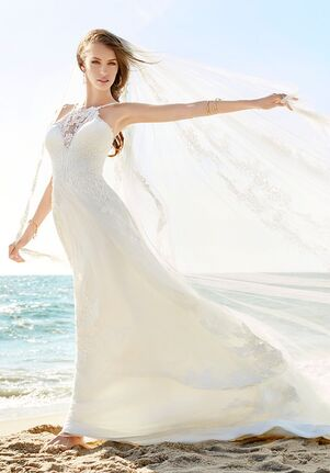 Ti Adora by Allison Webb 7708 A-Line Wedding Dress