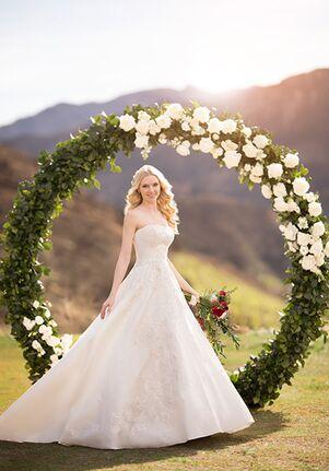 Martina Liana 1144 Ball Gown Wedding Dress