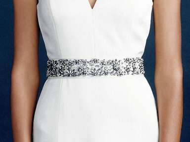 5 Bridal Belts to Tie Your Wedding Look Together