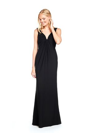 Bari Jay Bridesmaids 2011 V-Neck Bridesmaid Dress