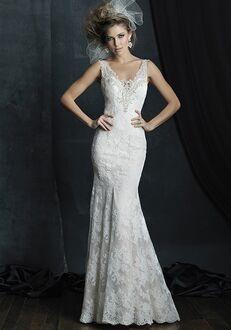Allure Couture C381 Sheath Wedding Dress