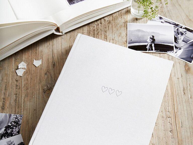 The White Company large photo album