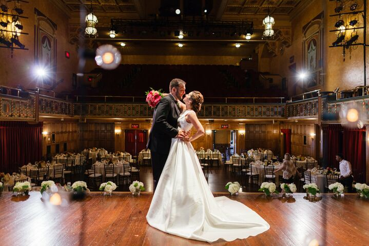Wedding Reception Venues in Detroit, MI - The Knot