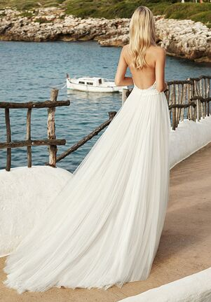 Aire Barcelona QUANTI A-Line Wedding Dress