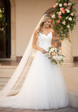 Stella York 7051 A-Line Wedding Dress